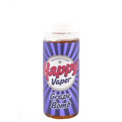 Happy Vaper Grape Bomb 120 мл (3мг) - Жидкость для Электронных сигарет