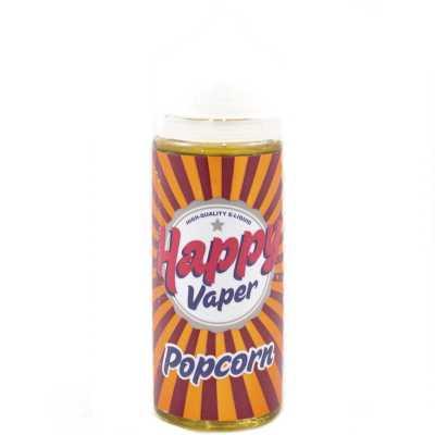 Happy Vaper Popcorn 120 мл (3) - Жидкость для Электронных сигарет