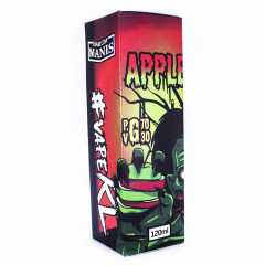 Harum Manis Apple 120мл (3мг) - Жидкость для Электронных сигарет (Clone)
