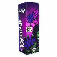 Harum Manis Grape 120мл (3мг) - Жидкость для Электронных сигарет (Clone)