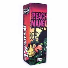 Harum Manis Peach Mango 120мл (3мг) - Жидкость для Электронных сигарет (Clone)
