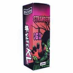 Harum Manis Strawberry 120мл (3мг) - Жидкость для Электронных сигарет (Clone)