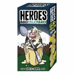 Heroes Bad Milk Farm 120мл (3мг) - Жидкость для Электронных сигарет