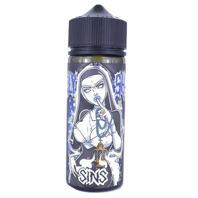 Holy Shit Sins 120мл (3мг) – Жидкость для Электронных сигарет