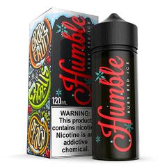 Humble Ice Ruby Red 120мл (3мг) - Жидкость для Электронных сигарет