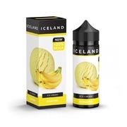 Iceland Banana 120мл (0) - Жидкость для Электронных сигарет