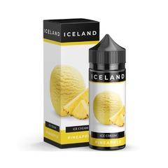 Iceland Pineapple 120мл (0мг) - Жидкость для Электронных сигарет