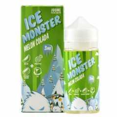 Ice Monster Melon Colada 100мл (3мг) - Жидкость для Электронных сигарет (clone)