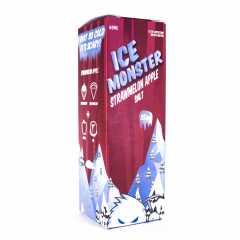 Ice Monster Strawmelon Apple Salt 60мл (35мг) - Жидкость для Электронных сигарет (Clone)