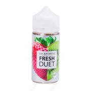 Ice Paradise Fresh Duet no menthol 100мл (0) - Жидкость для Электронных сигарет