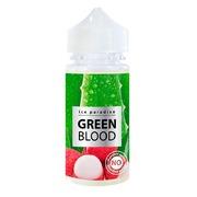 Ice Paradise Green Blood No Menthol 100мл (3) - Жидкость для Электронных сигарет