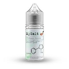 MySalt Tobacco Blend 30мл (20мг) - Жидкость для Электронных сигарет