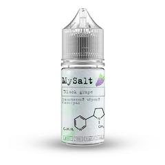 MySalt Black Grape 30мл (50мг) - Жидкость для Электронных сигарет