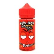 Angry Vape Vape Face Psycho 100мл (0мг) - Жидкость для Электронных сигарет