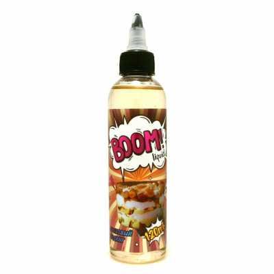 Boom Ореховый Пудинг 120мл (0) - Жидкость для Электронных сигарет