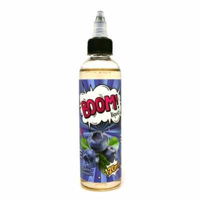 Boom Ледяная Черника 120мл (0) - Жидкость для Электронных сигарет