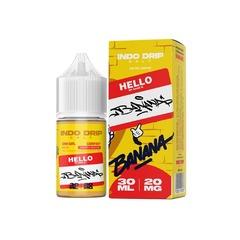 Indo Drip Hard Salt I am Banana 30мл (20) - Жидкость для Электронных сигарет