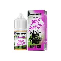 Indo Drip Hard Salt Jack's Squeeze 30мл (20) - Жидкость для Электронных сигарет