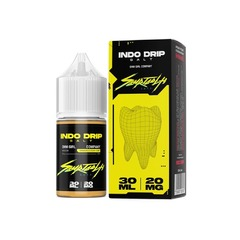 Indo Drip Hard Salt Sour Tooth 30мл (20) - Жидкость для Электронных сигарет