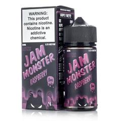 Jam Monster Ruspberry 100мл (3мг) - Жидкость для Электронных сигарет