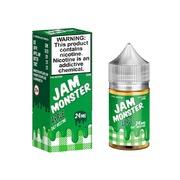 Jam Monster Salt Apple 30мл (4.8) - Жидкость для Электронных сигарет