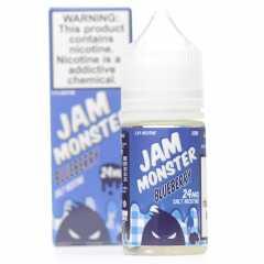Jam Monster Salt Blueberry 30мл (24мг) - Жидкость для Электронных сигарет