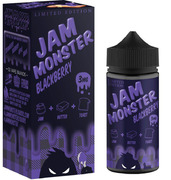 Jam Monster Blackberry 100мл (3мг) - Жидкость для Электронных сигарет