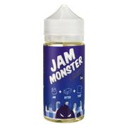 Jam Monsters Blueberry 100мл (3мг) - Жидкость для Электронных сигарет