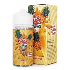Jelly Twist 2.0 Pineapple 100мл (3мг) - Жидкость для Электронных сигарет