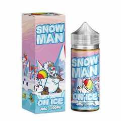 Juice Man Snowman On Ice 100мл (3мг) - Жидкость для Электронных сигарет