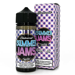 Just Jam Blackcurrant Summer Jam 120мл (3мг) - Жидкость для Электронных сигарет