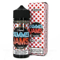 Just Jam Original Summer Jam 120мл (3мг) - Жидкость для Электронных сигарет