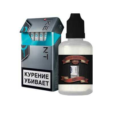 Премиальная жидкость для Электронных сигарет: Kent 30мл (12мг)