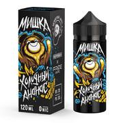 """МИШКА """"Коробка"""" Холодный ананас 120мл (0) - Жидкость для Электронных сигарет"""