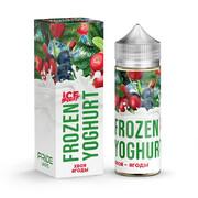 Frozen Yoghurt Хвоя ягоды 120мл (0) - Жидкость для Электронных сигарет