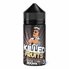 Killed Fruits Cream Crime 100мл (3мг) - Жидкость для Электронных сигарет