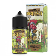 KISLOROT SALT APPLE NEST 30ml (25мг) - Жидкость для электронных сигарет
