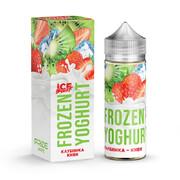 Frozen Yoghurt Клубника - Киви 120мл (0) - Жидкость для Электронных сигарет