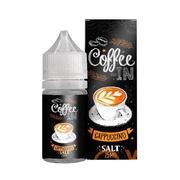Coffee-in Salt Cappuccino 30ml (20)- Жидкость для Электронных сигарет