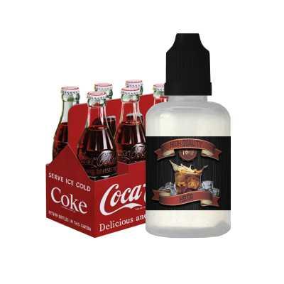 Премиальная жидкость для Электронных сигарет: Кола 30мл (18мг)