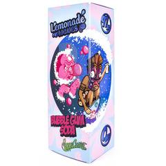 Lemonade Waves Bubble Gum Soda 100мл (0мг) - Жидкость для Электронных сигарет
