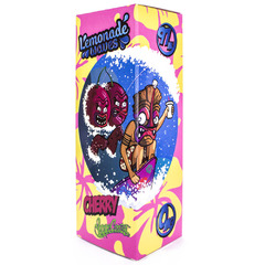 Lemonade Waves Cherry 100мл (0мг) - Жидкость для Электронных сигарет
