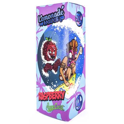 Lemonade Waves Raspberry 100мл (0мг) - Жидкость для Электронных сигарет