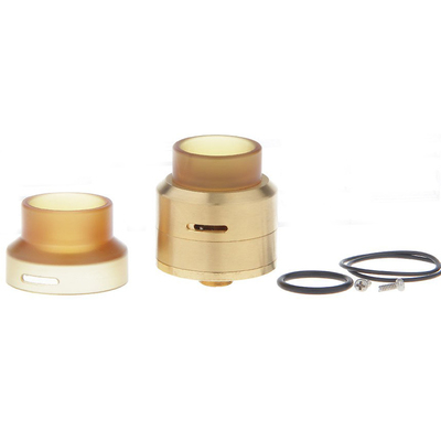 Атомайзер 528 Custom Vapes Goon LP RDA (Золотой) Clone