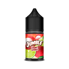 Jumble Salt Lychee Citrus 30мл (40мг) - Жидкость для Электронных сигарет