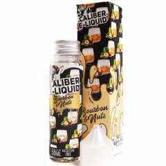 Caliber Bourbon&Nuts 58мл (3мг) - Жидкость для Электронных сигарет