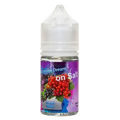 Malaysian Dream Salt Currant Sorbet 30мл (20мг) - Жидкость для Электронных сигарет