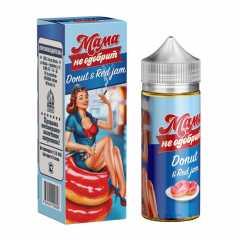 Мама не одобрит Donut Red Jam 100мл (0мг) - Жидкость для Электронных сигарет