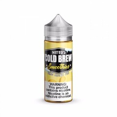 Nitro's Cold Brew Mango Coconut Suft 100мл (3мг) - Жидкость для Электронных сигарет
