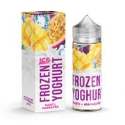 Frozen Yoghurt Манго - Маракуйя 120мл (0) - Жидкость для Электронных сигарет